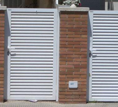 Aluminios europa puertas de aluminio - Puertas de aluminio para terrazas ...