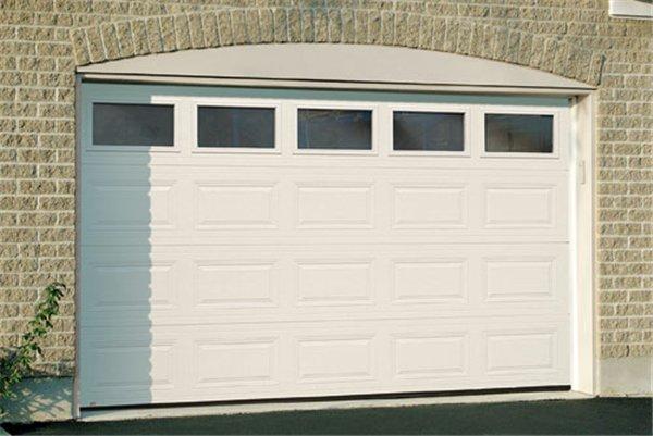 Aluminios europa puertas de parking - Puerta de garaje automatica ...